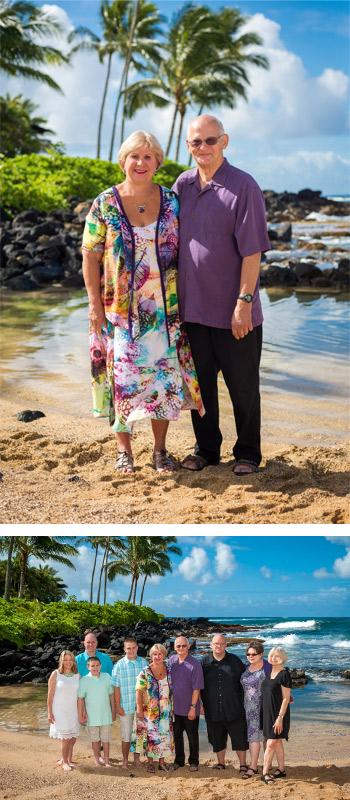kauai photographers anniversary