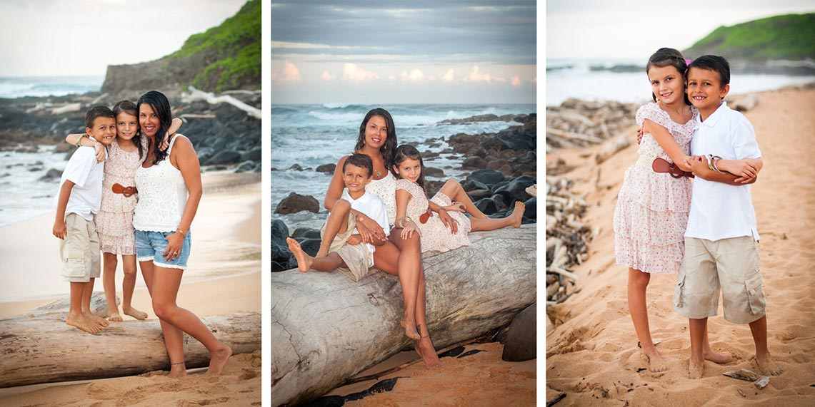 kauai photographers - family