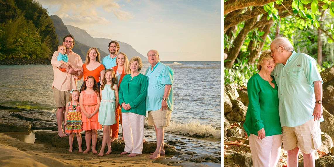 hawaii photographers kauai portraits