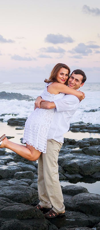 hawaii wedding photographers kauai