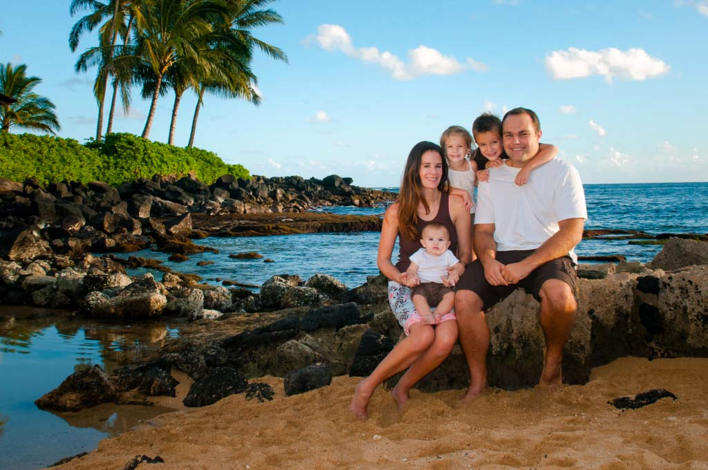 Kauai Family Portaits