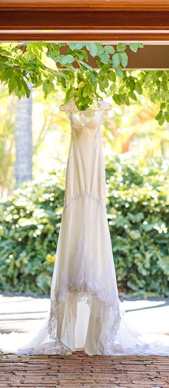 kauai wedding photographers - dress - na aina kai