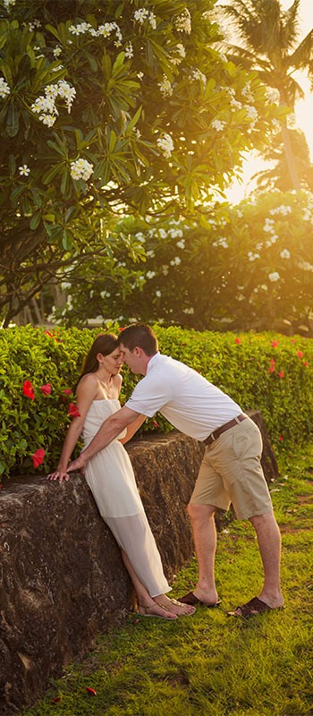 wedding photographers on kauai