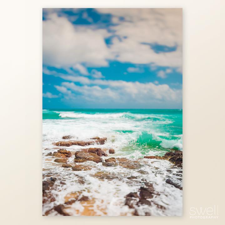 Splash - Kauai Photography Prints